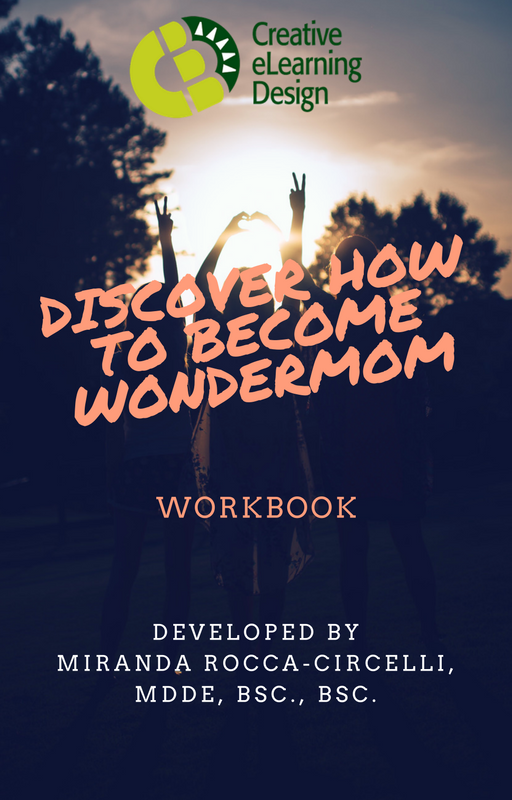 DISCOVER HOW TO BECOME WONDERMOM